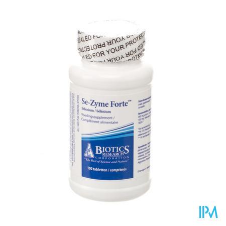 Se Zyme Forte Biotics Comp 100