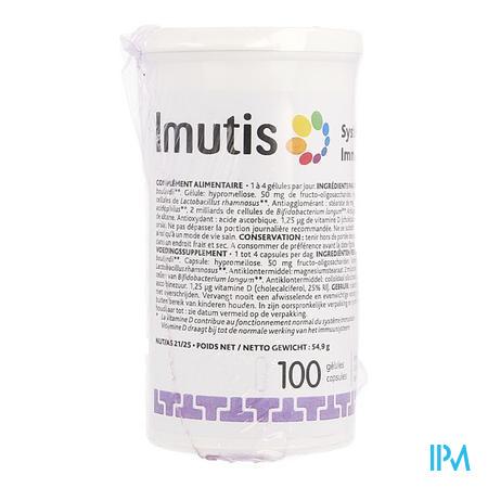 Imutis Nf Caps 100
