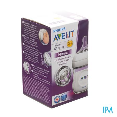 Avent Natural Biberon 125 ml