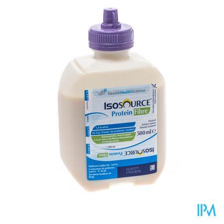 Isosource Protein Fibre Smartflex 500ml 12138994