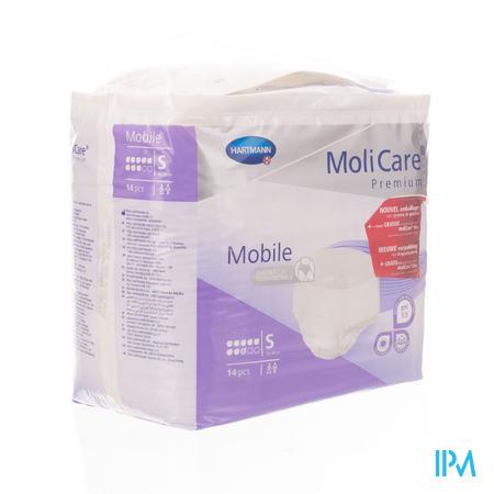 Molicare Premium Mobile 8 Drops S 14 9158712