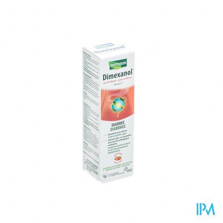 Phytosun Dimexanol Kind 10 tabletten