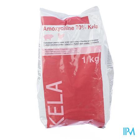 Amoxycilline 70% Kela Oplospoeder 1kg