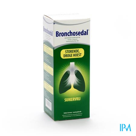 Farmawebshop - BRONCHOSEDAL DEXTROMETHORPH 200