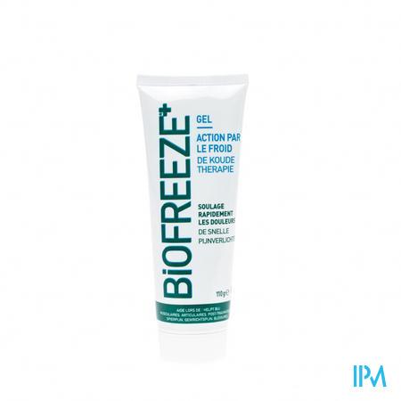Biofreeze+ Gel 110 g tube