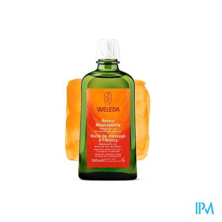 Weleda Massage Olie Arnica 200 ml
