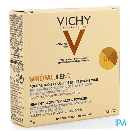 Vichy Mineralblend Pdr Tan 9ml