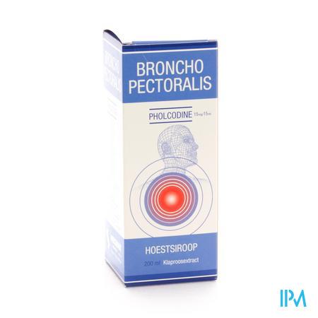 Farmawebshop - BRONCHO PECTORALIS PHOLCODINE SIR 200ML