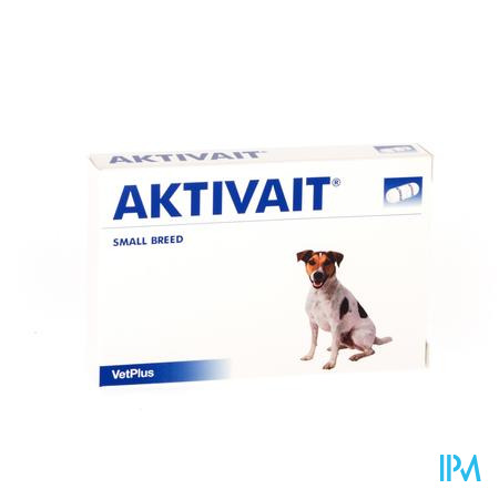 Aktivait Small Breed Blister Caps 60