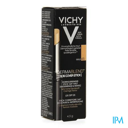 Vichy Fdt Dermablend Sos Cover Stick 45 14u 4,5g