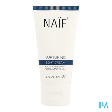 Naif Grown Ups Verzorgende Nachtcreme 50ml