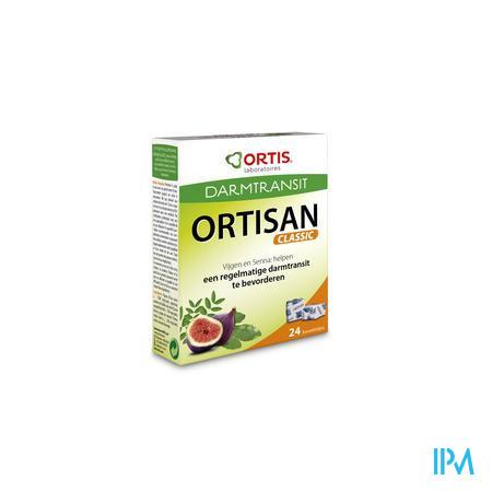 Ortis Darmtransit Ortisan Classic Blokjes 24x10g
