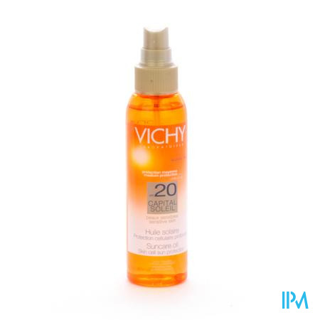 Vichy Capital Soleil Huile Soleil IP20+ 125 ml spray