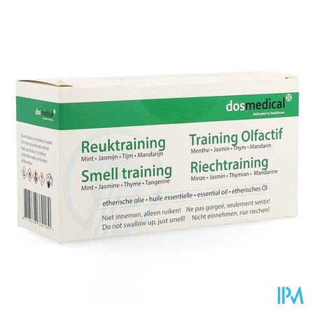 Reuktraining Dos Medical Set 2 4x1,5ml