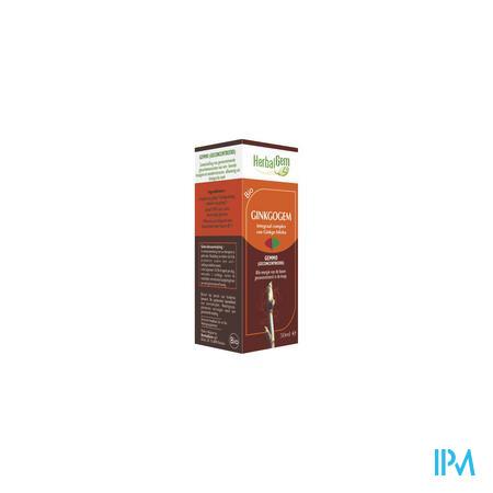 Herbalgem Ginkgogem Complexe Gouttes 50 ml