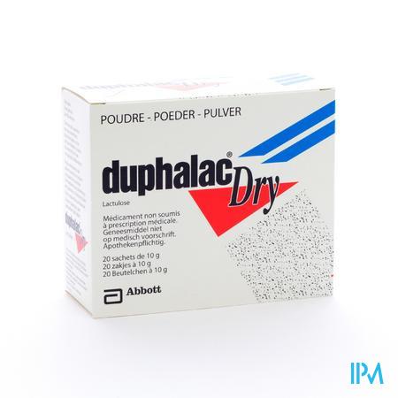 Duphalac Dry 20 x 10 g zakjes