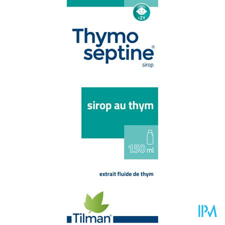 Thymoseptine Sirop 150ml