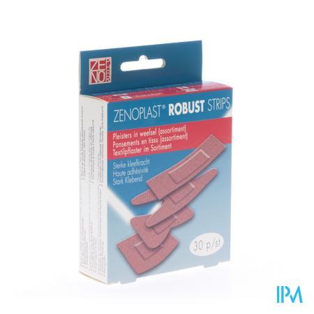 Zenoplast Robust Strips 30 pièces