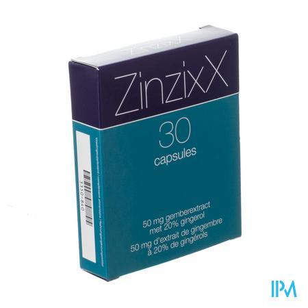 Farmawebshop - ZINZIXX 30 caps