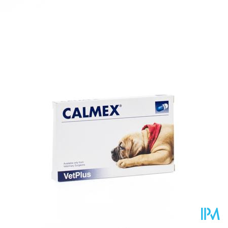 Calmex Hond Caps 12