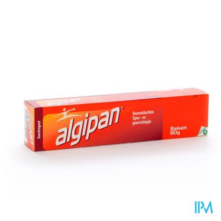 ALGIPAN BAUME - BALSEM  80 G