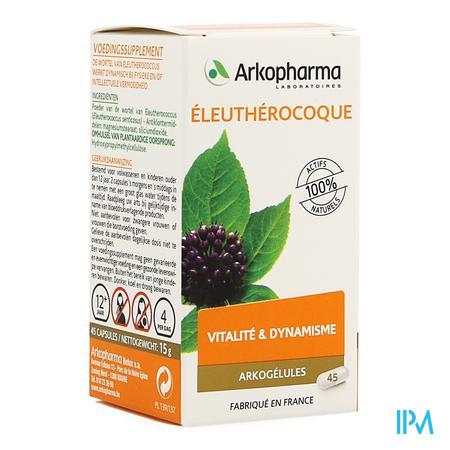 Arkogelules Eleutherocoq.vegetal 45