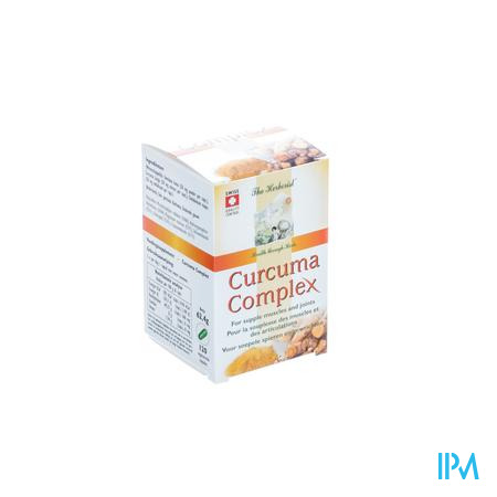 Herborist Curcuma Complex 120 capsules