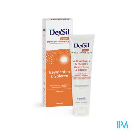 Dexsil Gewrichten & Spieren Forte Gel 100 ml