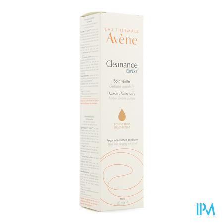 Avene Cleanance Expert Emulsie Getint 40ml