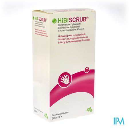 Hibiscrub 500 ml  -  Molnlycke Healthcare