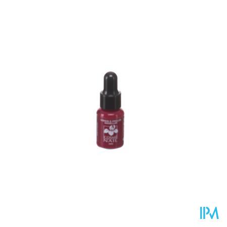 Lisandra Vernis A Ongles 45 Rouge Groseille 5 ml
