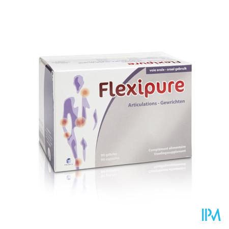 Afbeelding Flexipure voor Gewrichten 90 Capsules.