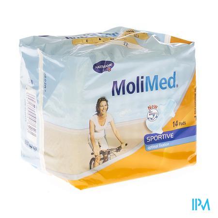 Afbeelding Molimed Sportive 14 stuks.