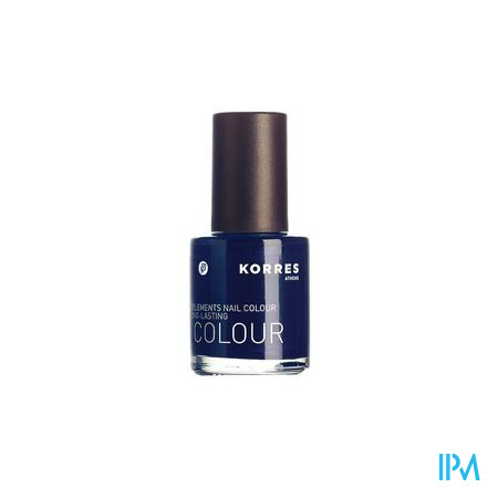Korres Nagellak Midnight Blue 88 10 ml