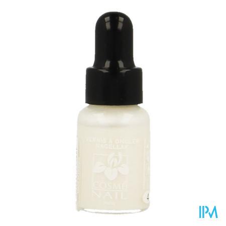Lisandra Vernis A Ongles 4 Blanc 5 ml