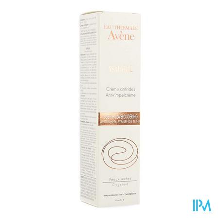 Afbeelding Avène Ysthéal Anti-Rimpelcrème voor een Stralende Teint voor Droge Huid 30 ml.