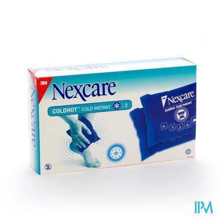 Nexcare Coldhot Instant 15x18cm 2stuks