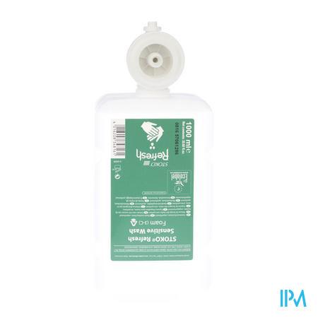 Stoko Refresh Sensitive Wash Foam 1000ml (3-c)