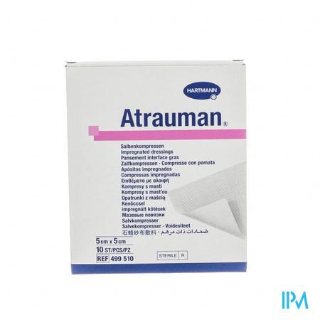 Atrauman Sterile 5cm x 5cm 10 pièces