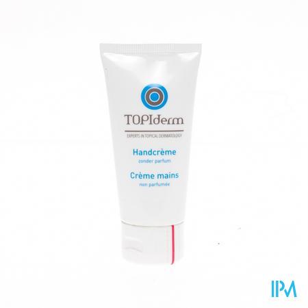 Topiderm Handcrème Sans Parfum 50 ml