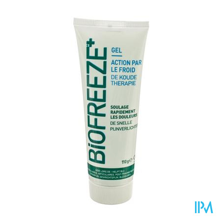 Biofreeze+ Gel 110 g tube