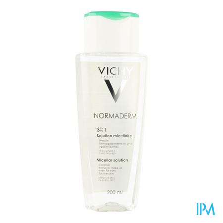 Vichy Normaderm Opl Micellair Gev H-inperf.h 200ml