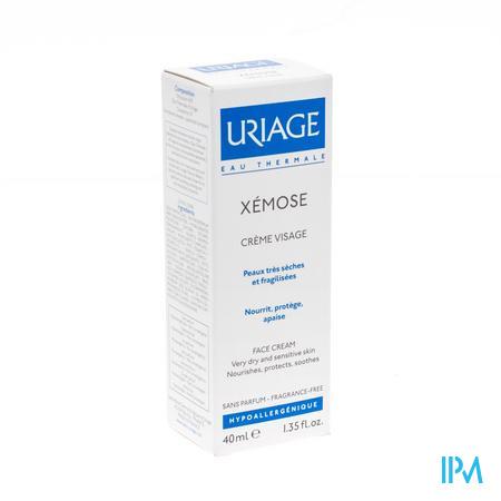 Uriage Xemose Crème Visage 40 ml
