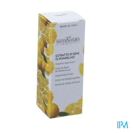 Purity Extract Pépins De Pamplemousse Gouttes 30 ml