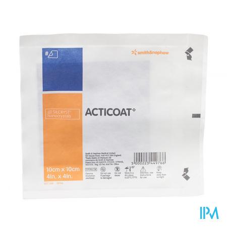 Acticoat Verb Individueel 10x 10cm 66000791