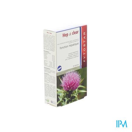 Fytostar Hep a-Clear 40 capsules