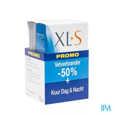 XLS Dag & Nacht (40 tabl) + XLS Vetverbrander aan -50%