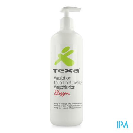 Texa Waslotion Blossom Met Pomp 500ml