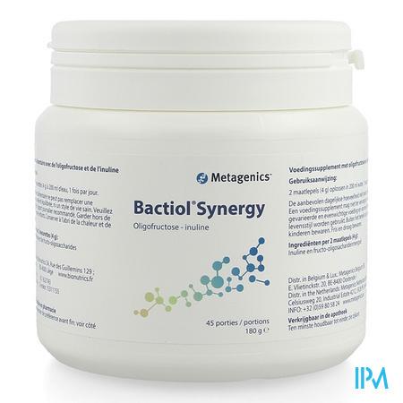 Bactiol Synergy 180g Metagenics