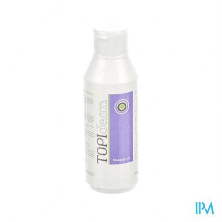 Topiderm Massage Olie 250 ml